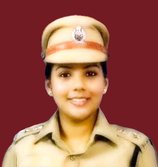 विनीता साहू (आयपीएस)